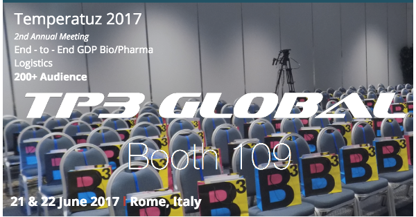 Meet TP3 Global at Temperatuz Rome 2017