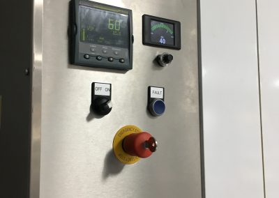 Temperature Test Chamber Controls