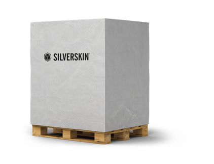 Silverskin Thermal Pallet Covers